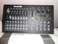 Sound Lab Midi & DMX Unit