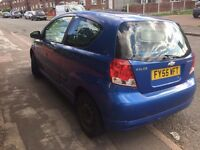 CHEVROLET KALOS 1.1 PETROL MANUAL is up for quick sale