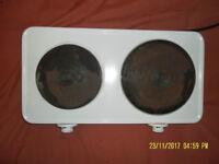 FINE ELEMENTS Double Hotplate (Model SDA 42).