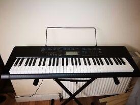 Casio CTK-2300 61-Key keyboard with stand