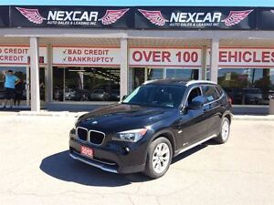 2012 BMW X1 AUT0 AWD LEATHER PANORAMIC ROOF 86K
