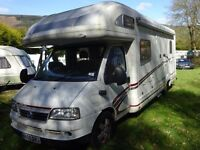 2005 Fiat Ducato Swift Kontiki 665 Motor Home for sale in excellent condition