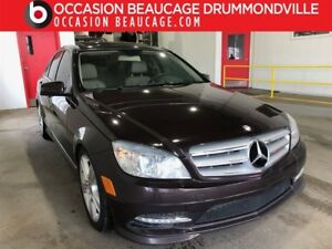 2011 Mercedes-Benz C-Class C300 / 4MATIC- AUTOMATIQUE- GPS- TOIT