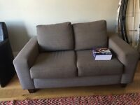 Sofa, 2 seat, free to collect.