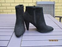Brand New Black Boots from Next (wide fit)
