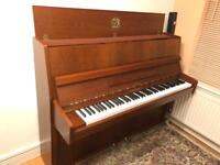 Upright Piano by John Broadwood & Sons