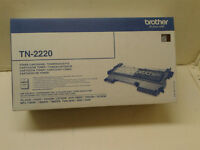 Original Brother TN2220 toner cartridge