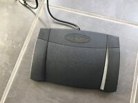Infinity USB foot pedal (in-USB-2) - for transcription