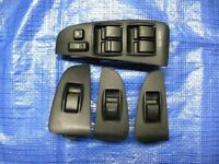 Left hand drive European type window switch console Toyota Avensis T25 2003 - 2008 LHD choice from 2