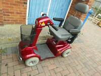 Electric mobility rascal 338 rascal deluxe electric scooter wheelchair