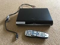 Sky Plus HD Box with HDMI cable & remote FULLY WORKING