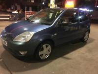 Ford fiesta 1.4l petrol 56k on clock