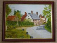 Blythborough Village Scene