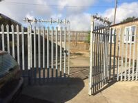 Open air yard for rent