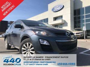2012 Mazda CX-7 | GX 2.5L, CLIMATISATION, JAMAIS ACCIDENTÉ