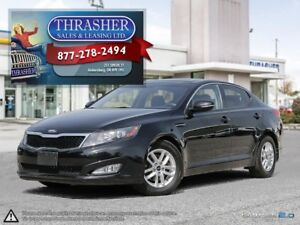 2013 Kia Optima LX+, SUNROOF, ALLOYS, HEATED SEATS!!!