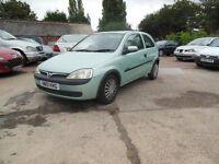 Vauxhall Corsa Quick Sale, Requires MOT