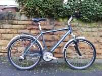 DAWES OASIS deluxe FRONT SUSPENSION MTB
