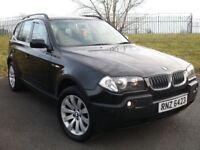 BMW X3 2.5i SE *AUTOMATIC* #LPG# 4X4 LIKE RAV4 VITARA ML X5 TERIOS XTRAIL FREELANDER GOLF FOCUS A3