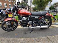 Moto Guzzi V9 Roamer 850cc