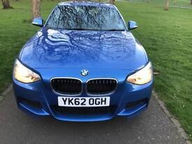 BMW 118 d M sport 62 reg diesel