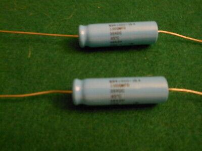 Cde Capacitor 1000 Mfd 35 Vdc Wbr1000-35a
