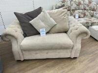 Excellent condition Chesterfield large armchair
