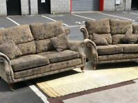 Wingback Suite/2&3 Seater Sofas (@07752751518)