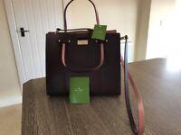 Brand new designer handbag by Kate Spade.