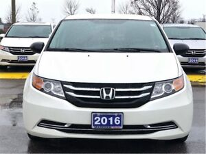 2016 Honda Odyssey SE - ACCIDENT-FREE, 8-SEATER, LOW KMS