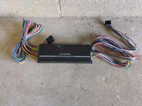 Alpine KTP-445A Amplifier