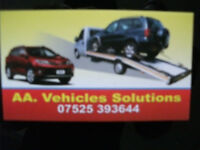 CAR RECOVERY TRANSPORTSERVICE BASED IN BRADFORD WEST YORKSHIRE