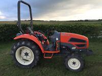KIOTI CK30 30 HP large compact tractor