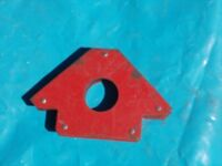 Welding Magnetic clamps 45 and 90 degree angles