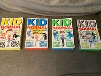 Kid Normal Books ***Like NEW***