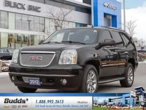 2012 GMC Yukon Denali CERTIFIED , ONE OWNER, WELL MAINTAINED