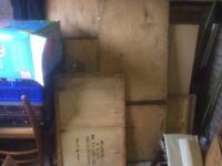 Wooden Tea box's