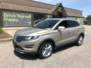 2015 Lincoln MKC / PANORAMIC SUNROOF / NAVIGATION / LEATHER RESE