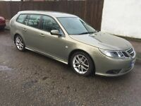 SAAB 9-3 ESTATE 2008 1.9 DIESEL CAMBELT & WATERPUMP CHANGED