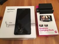 Sony Z3 Compact Black, mint condition