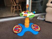 Vtech sit to stand dancing bear