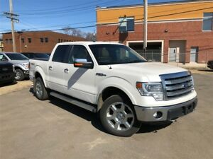 2014 Ford F-150 Lariat SuperCrew 145 | CERTIFIED PRE-OWNED | 2.9