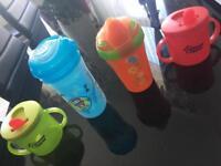 tommee tippee nuby vital baby bottle sippy cup beaker