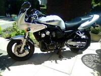 Yamaha Fazer 600 low miles