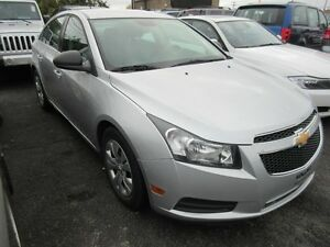 2012 Chevrolet Cruze LS (Automatic, Electric group, low KM)