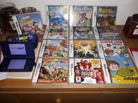 Dsi Console with games