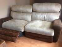 Second hand recliner sofas for sale
