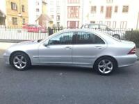 Mercedes-Benz C CLASS SE Avantgarde 2006 1.8 Automatic saloon 104 mileage
