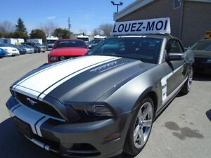 2013 Ford Mustang GT DÉCAPOTABLE