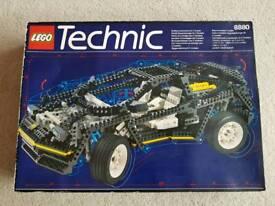 Lego technic 8880 Supercar set
